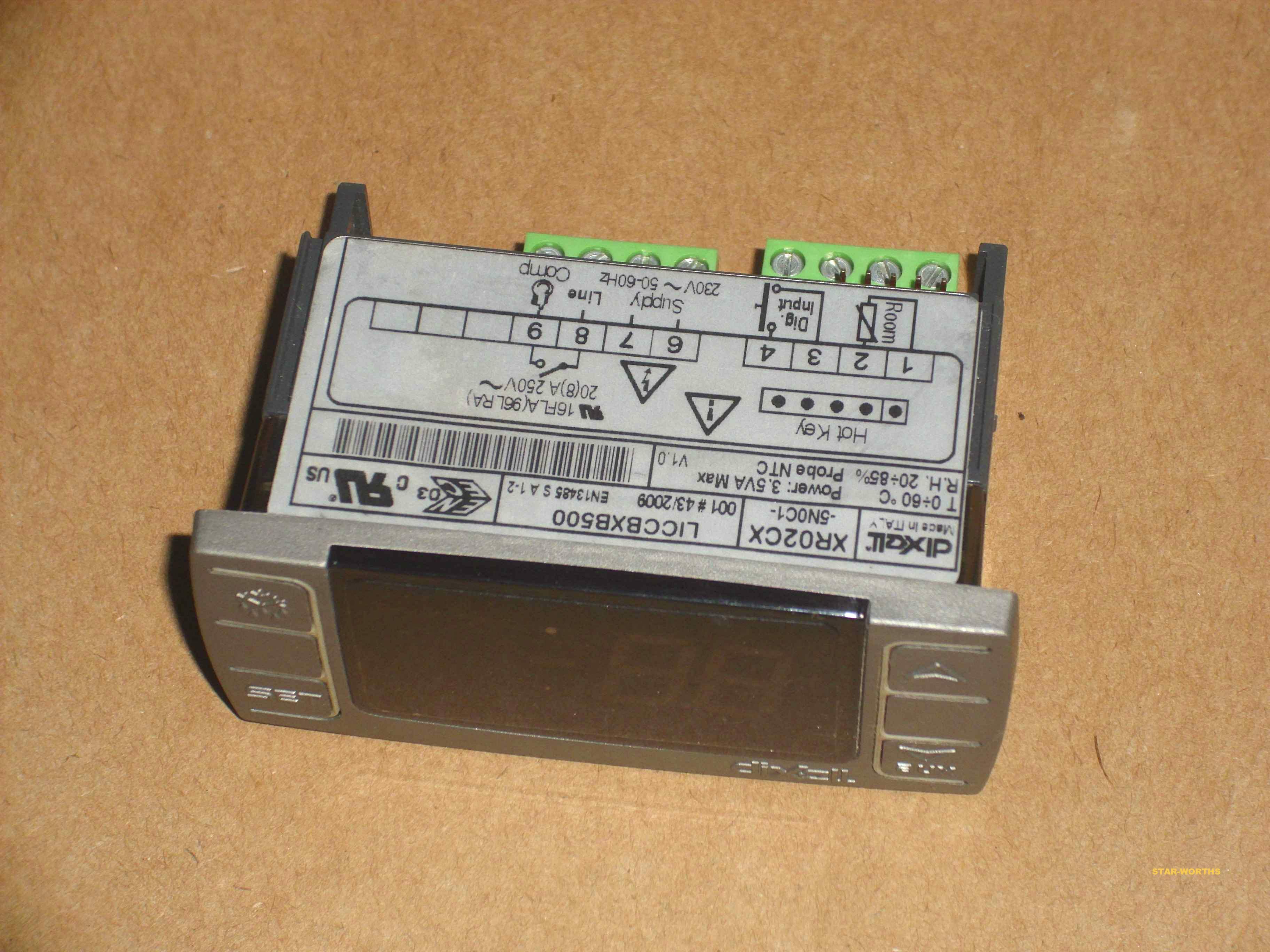 dixell controller manual prime